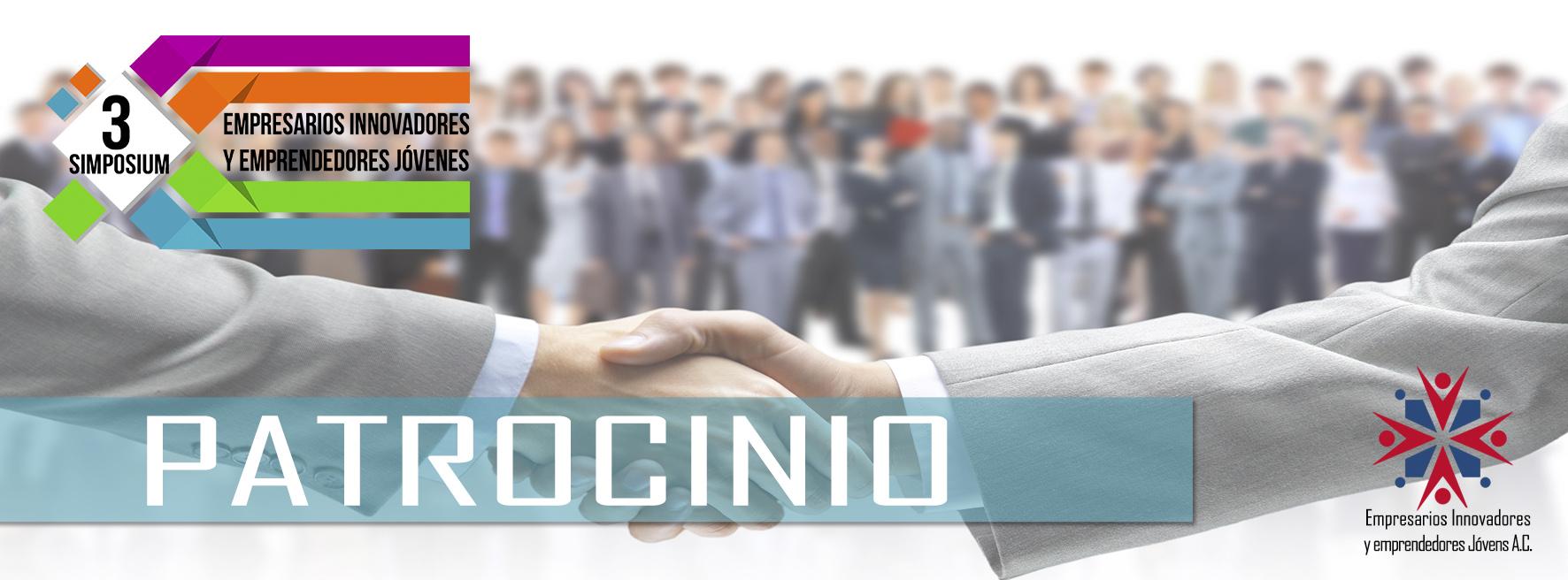 Banners Pagina WebPATROCINIO